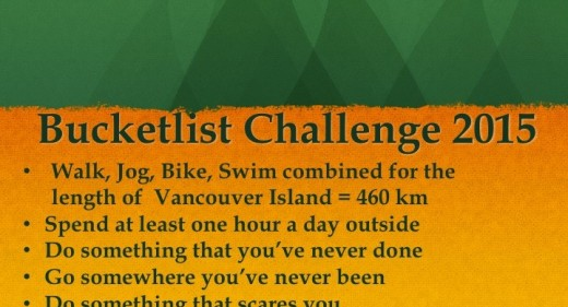 Bucketlist Challenge
